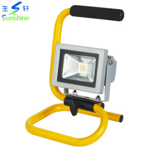 10W LED Flood Light with CE GS CB SAA Certificate