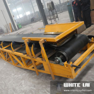 Wl Mobile Vertical Tansmission Rock Conveyor Belt (B400) pictures & photos
