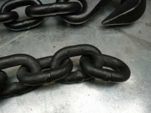 G80 Heavy Duty Lifting Link Chain pictures & photos