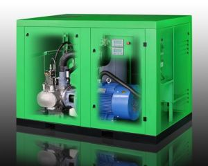 110kw/150HP Oil Free Screw Air Compressor for Sale pictures & photos