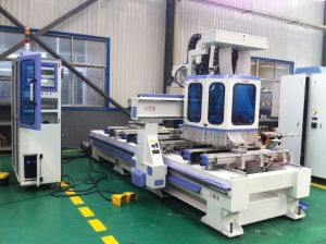 High Speed CNC Woodworking Machining Center Router PA-3713 pictures & photos
