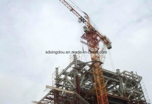 Qtz40/Qtz50/Qtz63/Qtz80/Qtz125 16t/20t Tower Crane pictures & photos
