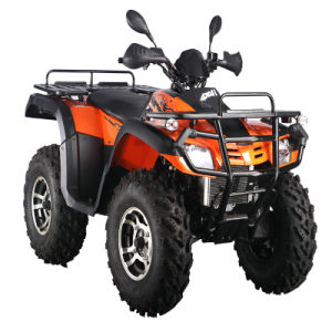 550cc 4X4 CVT Efi ATV with EEC Approval