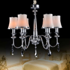MOQ 1PC Crystal Chandelier Modern Pendant Lamp (GD-111-6) pictures & photos