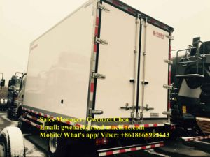Sinotruk HOWO Refrigerator Truck Transport Meat/ Seafood -18degree pictures & photos