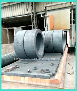 Steel Forging Rings with Heat Treatment pictures & photos