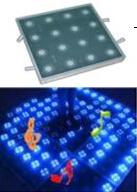 16star LED Interactive Dance Floor Light