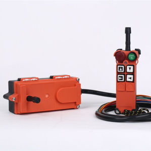 Wireless Remote Controller for Crane (F21-4D) pictures & photos