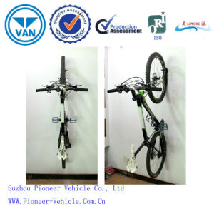 Portable Safe Steel Wall Mounted Bike Rack (ISO SGS TUV approved) pictures & photos