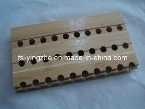 Decorated Bamboo Sound Absorption Panel (YZ-WGB010)