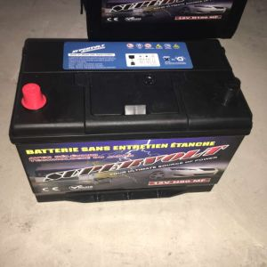N80mf 12V80ah Maintenance Freelead Acid Car Storage Battery pictures & photos