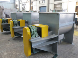 Horizontal Ribbon Mixer Equipment pictures & photos