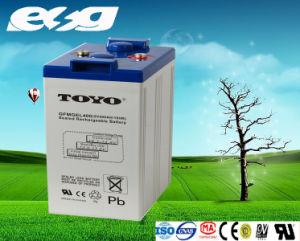 Gel 2V400ah Rechargeable Solar Battery for Solar Plant