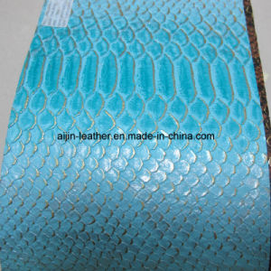 Synthetic Snake Leather for Furniture Industry (ZY33)