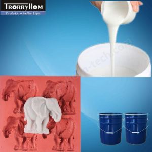 Resin Crafts Mold Making RTV Silicone Rubber Suppliers pictures & photos