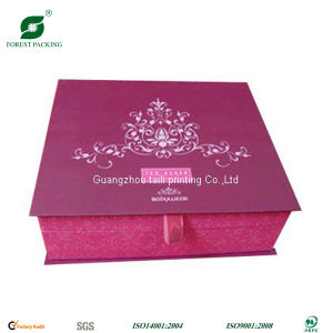 Black Packing Gift Box with Lid (FP7015) pictures & photos