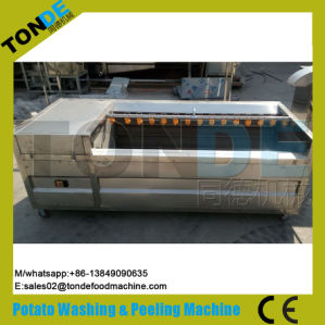 Hot Sale Electric Natural Fresh French Fries Production Line pictures & photos