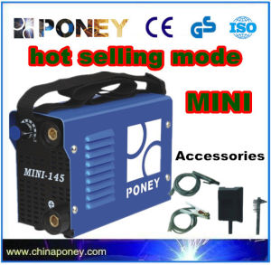 Portable 2kg Mini Size with CE/RoHS MMA Inverter Welding Machine (mini-80) pictures & photos