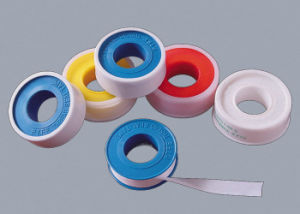 0.075mm X 12mm X 10m PTFE Thread Sealing Tape, Teflon Thread Sealing Tape (3A3006) pictures & photos