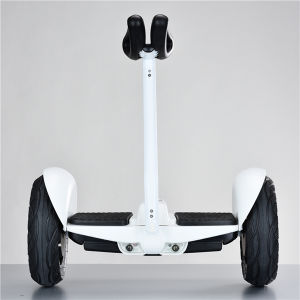 2 Wheel Smart Self Balancing Electric Scooter with Handle Bar pictures & photos