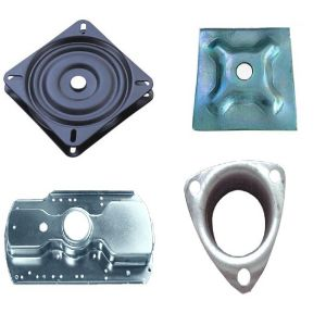 CNC Machining Metal Stamping Parts with Powder Coating pictures & photos