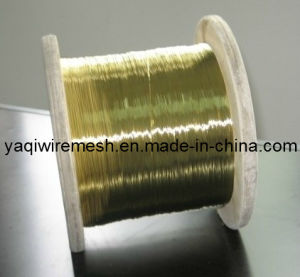 Factory Supply Brass Wire in High Quality pictures & photos