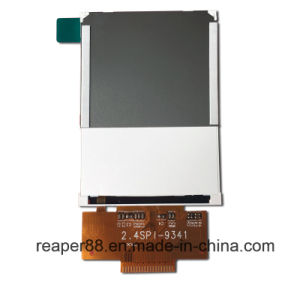 2.4inch 240*320 TFT LCD Display pictures & photos