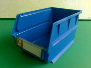 High Quality Durable Plastic Hang Storage Box, Bin pictures & photos
