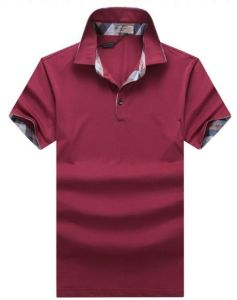 Custom Made 100% Cotton Polo Men′s T Shirts pictures & photos