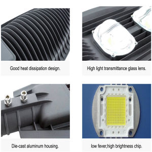 2-3 Years Warranty High Brightness LED Road Street Light Outdoor Lighting ML-BJ-100W pictures & photos
