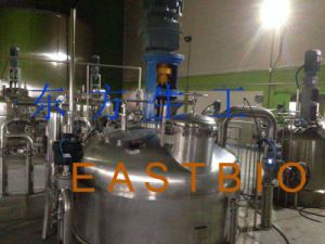 Turnkey Project Fermentor Line pictures & photos