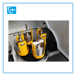 Bench-Top Planetary Ball Mill with Four Stainless steel Jars & Lock Clamps Cy-Pbm-V-0.4L pictures & photos
