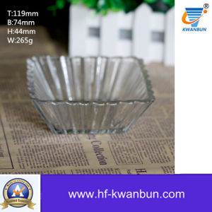 Rectangle Glass Bowl Kitchenware Good Price Kb-Jh06075 pictures & photos