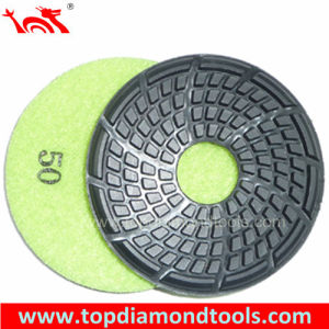 Diamond Floor Polishing Pads pictures & photos