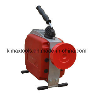 370W Electric Drain Cleaning Machine, Drum Cleaner