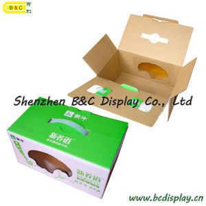 Milk Packaging Box, Color Corrugated Boxes, Packing Box, Paper Box (B&C-I018) pictures & photos