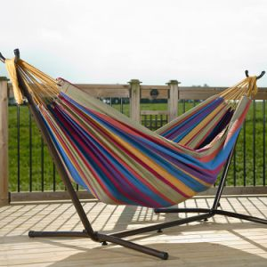 Hammock Swing Chair with Metal Frame pictures & photos