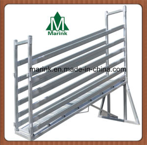 Livestock Yard Cattle Loading Ramp High Quality pictures & photos