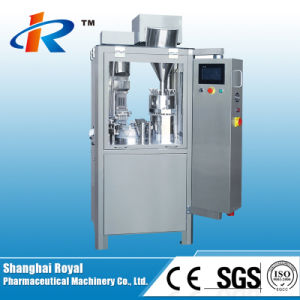 NJP-600 Small Automatic Hard Gelatin Capsule Filling Machine pictures & photos