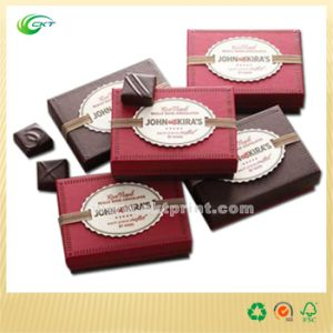 Fashion Chocolate Box with Different Shape (CKT-CB-605) pictures & photos