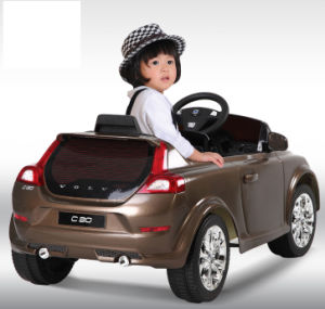 R/C Kids Car ( Volvo authorized, 1:4 scale)