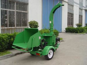 Honda Gx390 13HP Gasoline Chipper Shredder, Agriculture Waste Shredder, Garden Waste Shredder (CPG5-13) pictures & photos