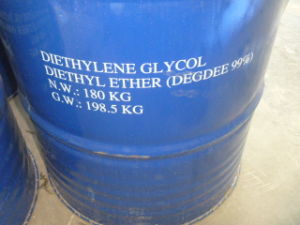 Diethylene Glycol Methyl Ethyl Ether Dgmee CAS 1002-67-1 pictures & photos