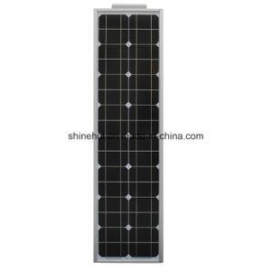 5W-80W High Lumen All in One Solar Street Light Integrated Solar Garden Light pictures & photos