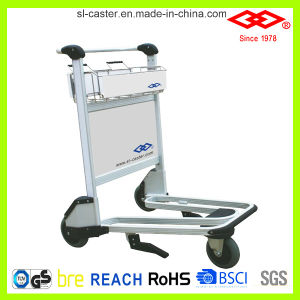 Stainless Steel Airport Hand Cart (CX-80) pictures & photos