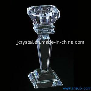 Crystal Candlestick for Home or Wedding Decoration pictures & photos