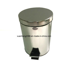 Stainless Steel Trash Cans Outdoor Garbage Bins pictures & photos