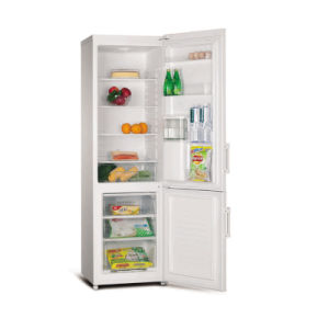 Low Noise Bottom Freezer Home Two Door Refrigerator pictures & photos