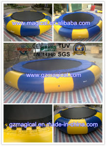 High Quality Inflatable Water Jumping Bed (RA-056) pictures & photos