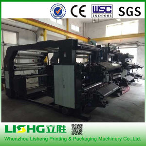 4 Color Stack Type Flexo Printing Machine pictures & photos